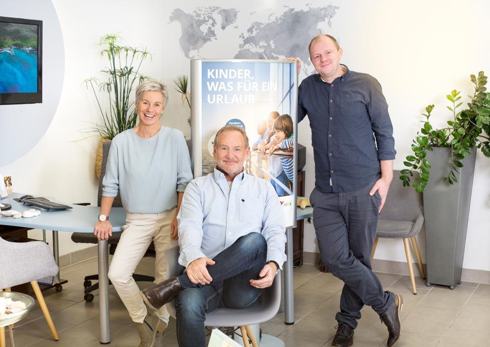 vores team i flensborg,charterferie fra Hamburg,kontakt os